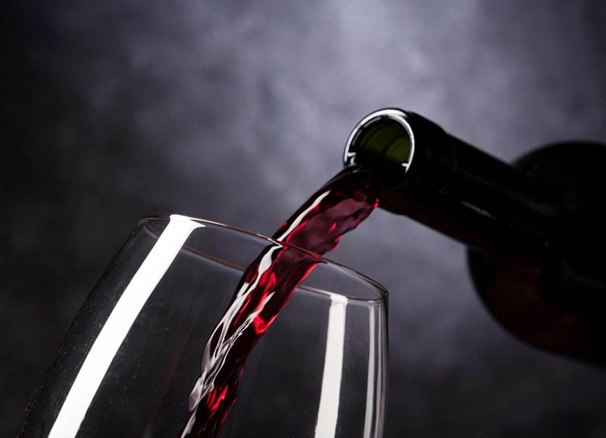 Los vinos y las copas